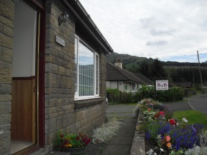 Hillview bed & breakfast, Crianlarich